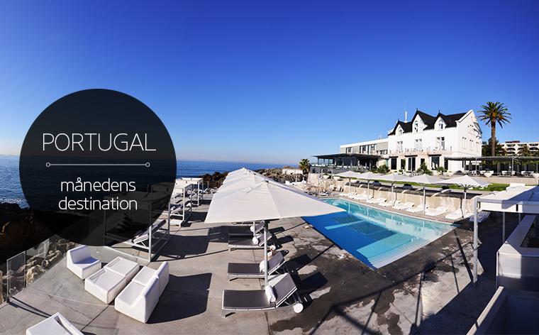 Med fødderne i vandkanten: 9 portugisiske hoteller med fantastisk udsigt