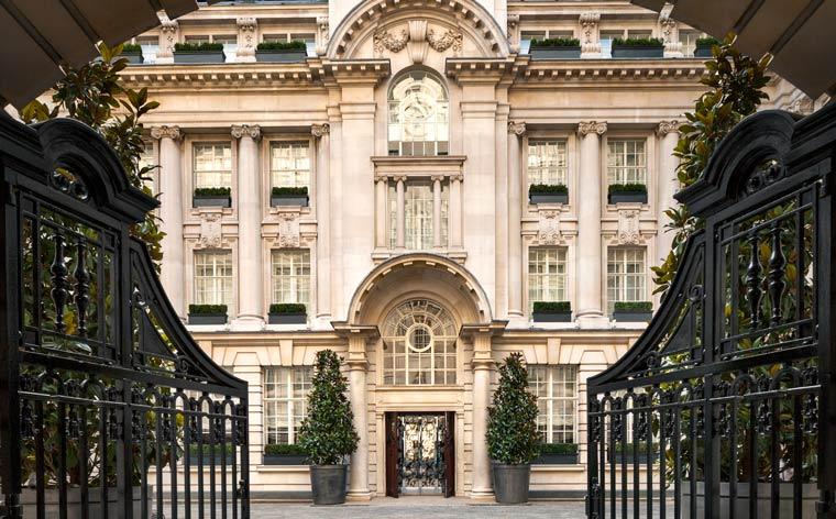 8 fantastiske luksushoteller i London