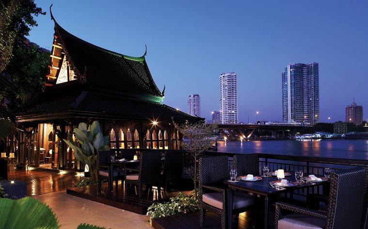 De 9 bedste hoteller i Bangkok
