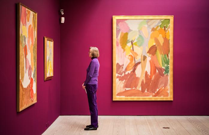 Opdag moderne dansk kunst hos Kunstforeningen GL STRAND