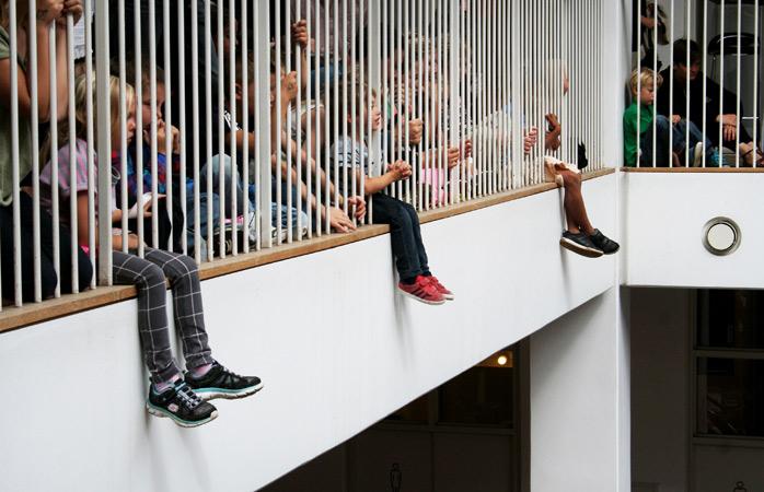 Nationalmuseet i København er et af de bedste museer i byen for børn
