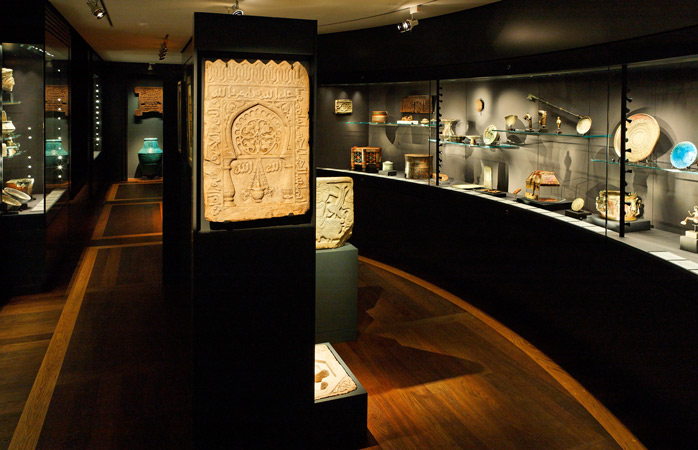 Skandinaviens største samling af islamisk kunst