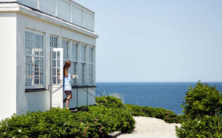 9 af Danmarks bedste badehoteller