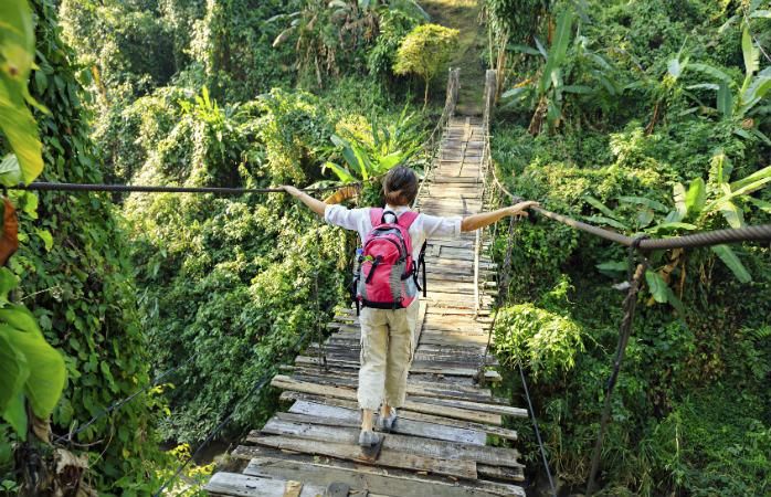trekking i nordthailand