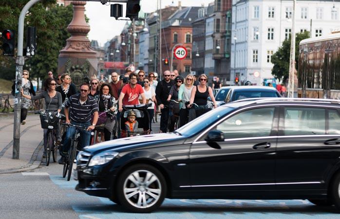 At køre i fremmede lande med en anden færdselskultur kan være skræmmende