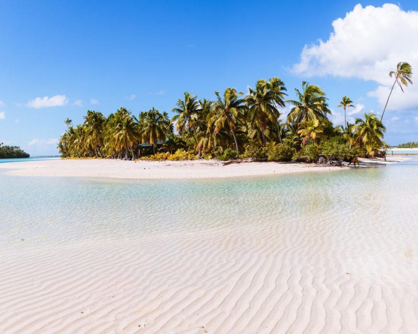 10 eksotiske øer i det sydlige Stillehav
