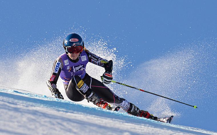 Rejse- og skitips fra den olympiske guldvinder Mikaela Shiffrin