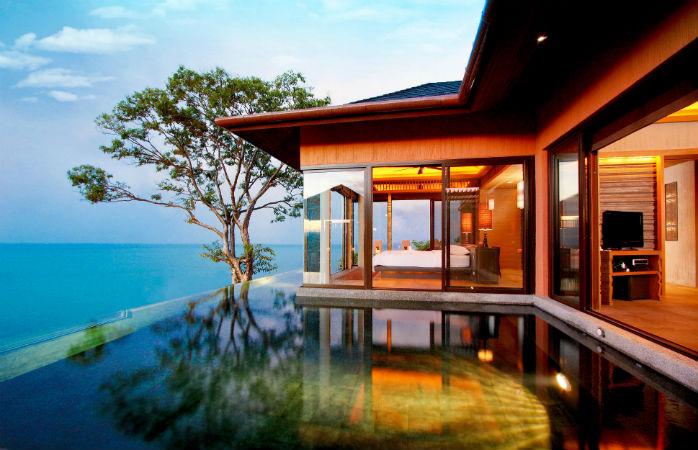 Sri Panwa Phuket luksushotel i thailand