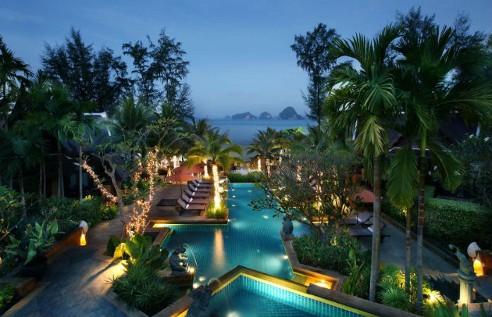 Amari Vogue Krabi luksushotel i thailand