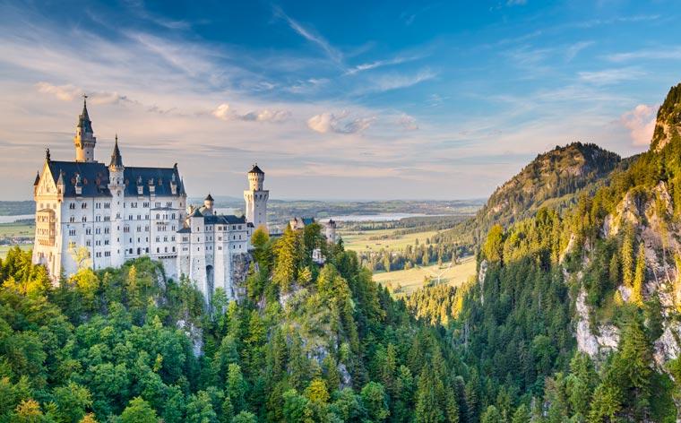 Roadtrip i Tyskland: Lad dig overraske på Tysklands skønneste eventyrrute
