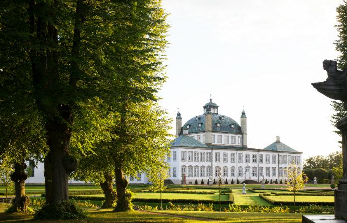 kongernes nordsjælland fredensborg slot