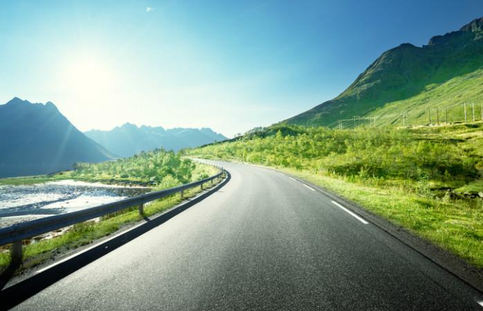 Bilferie i Nord-Norge