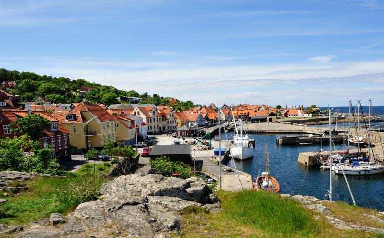 Tag på ferie på solskinsøen Bornholm