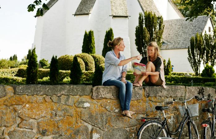 Østerlars rundkirke på Bornholm