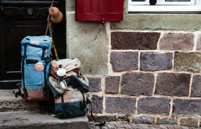 Gode tips til at vælge den rigtige Camino rygsæk og sko