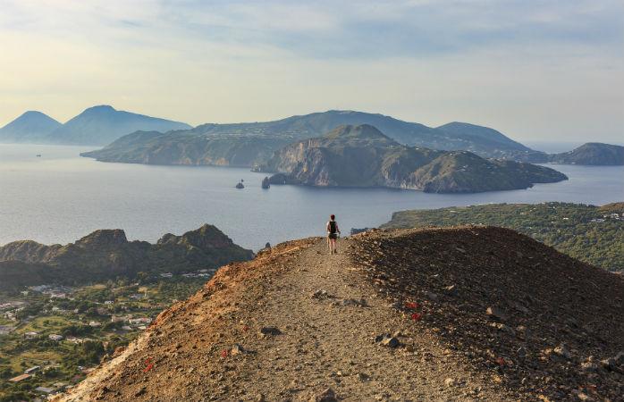 Middelhavets bedste ferieøer Æoliske øer