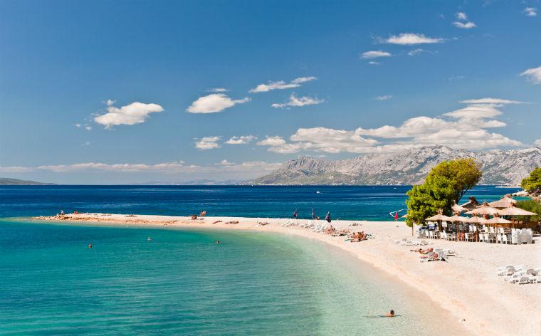 De lækreste strande i Kroatien