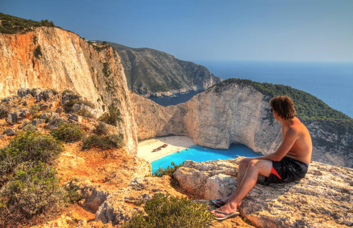 zakynthos græsk ø
