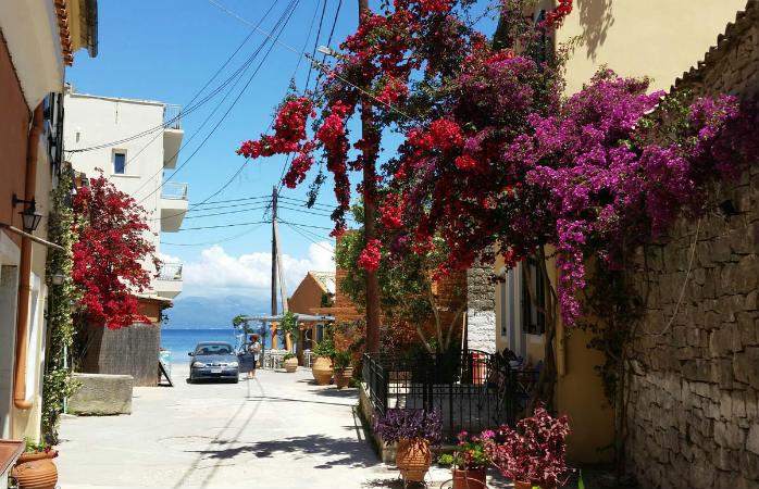 græske øer Paxos