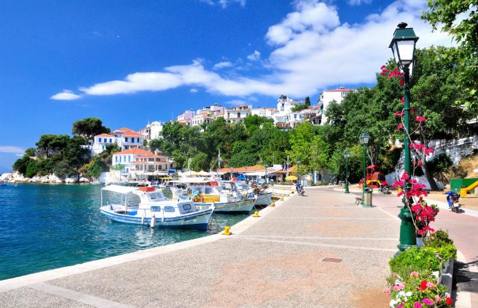 Skiathos, græsk ø