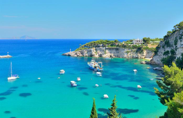Græske øer Alonissos