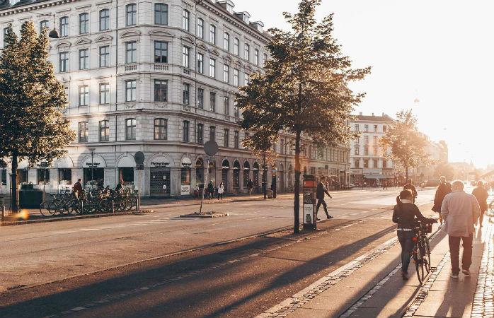 Byvandring i København
