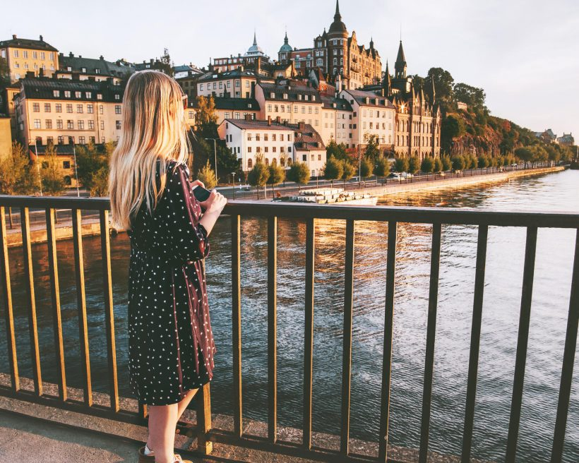7 gode destinationer til en tøsetur med veninden