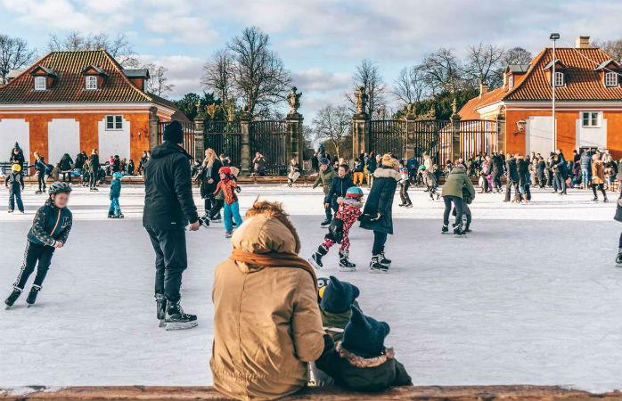 Skøjtebanen på Frederiksberg