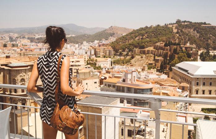 Forbered dig på at cykle rundt i denne fantastisk smukke andalusiske by