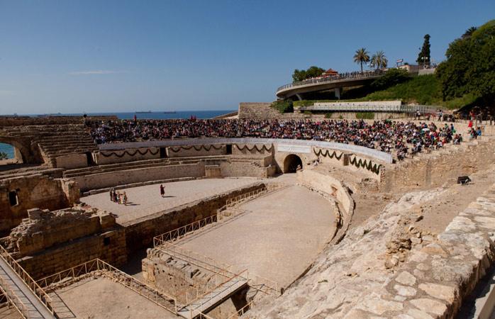 Gå ikke glip af den gamle havneby Tarragona, den er en sand perle © Tarragona Municipal Tourist Board / Manel R. Granell