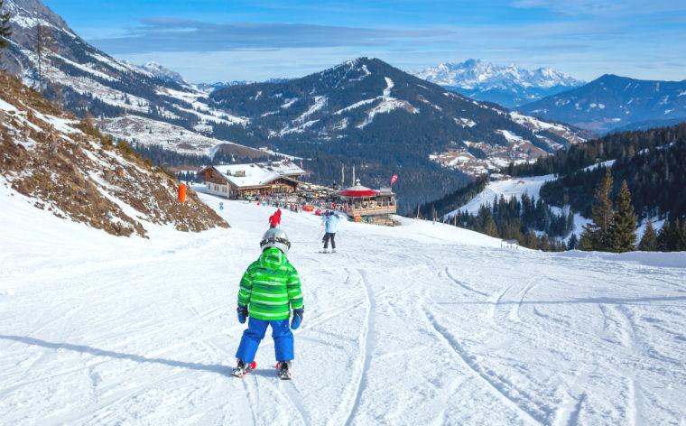 8 gode steder til en skiferie i Østrig