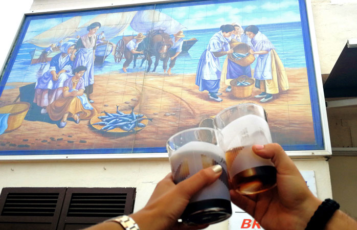 Hold de spanske traditioner ved hævd - skål!
