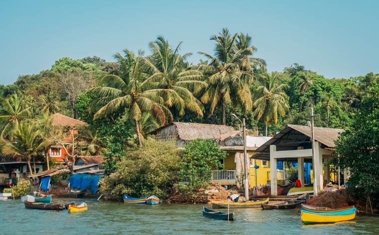 Rejse til Vest- og Sydindien: Et indtagende eventyr fra Goa til Kerala