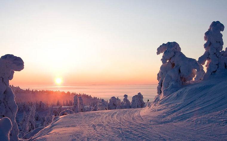 De 10 bedste skisportsområder i Norden