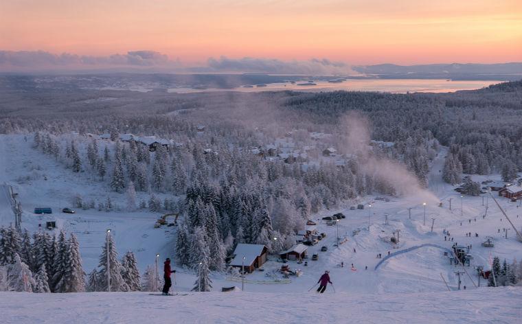 Skiferie i Sverige: 10 af landets bedste skisportsområder