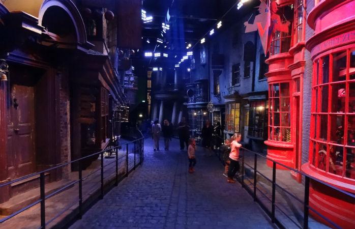 Harry Potter Studios i London