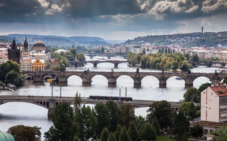 Kør selv-ferie i Europa: En 12-dages rejse fra Wien til Prag