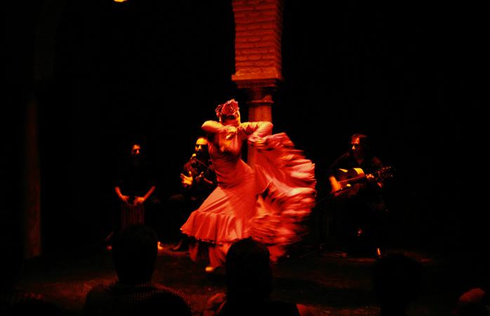 Ingen tur til Sevilla er fuldendt uden et flamenco-show