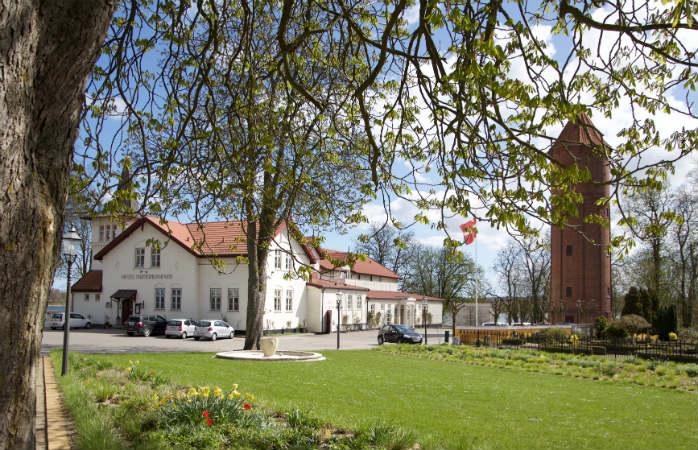 Hotel Frederiksminde i Præstø