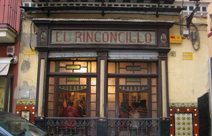 Sevillas ældste bar emmer af gamle dage