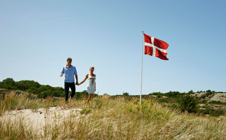 8 smukke hoteller med havudsigt i Danmark