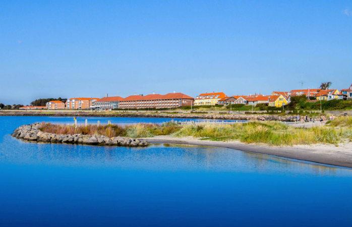 Griffen hotel, et hotel med havudsigt på Bornholm