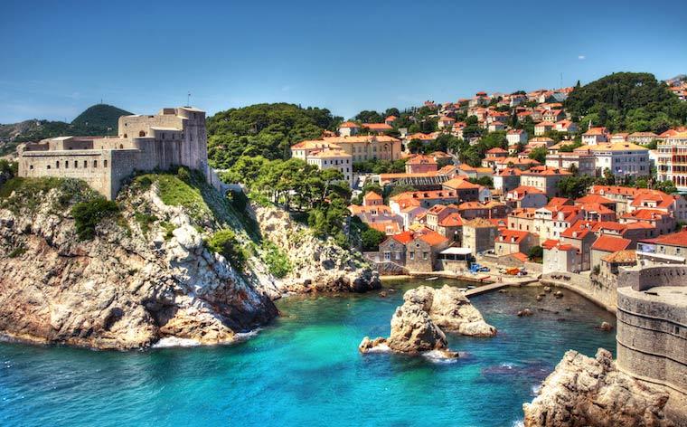 10-dages kør selv ferie gennem Kroatien