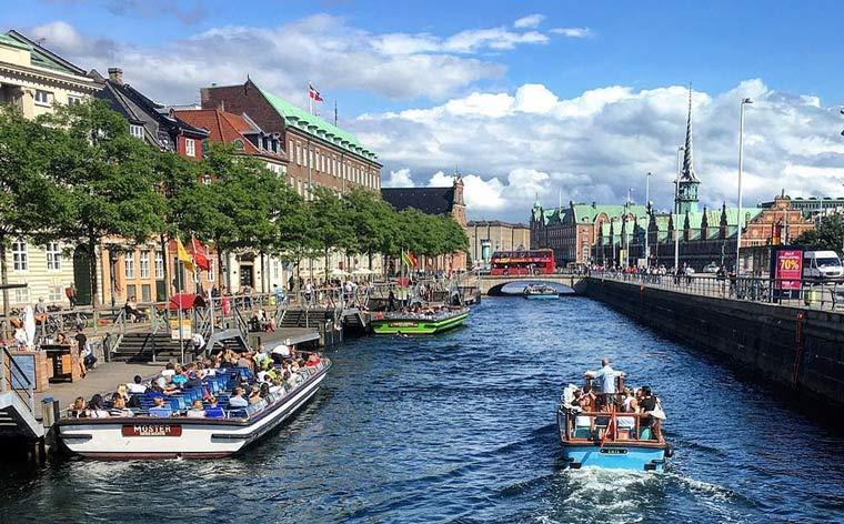 Skandinaviens navle: 3 dages miniferie i vidunderlige København