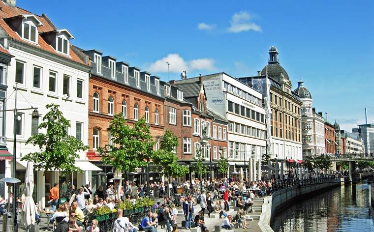 Overlegen undermåler: 3 dage i Danmarks næststørste by Aarhus
