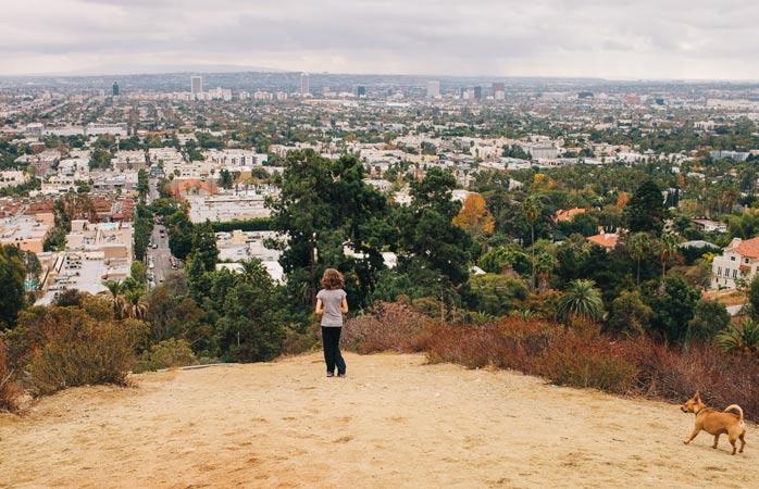 Kom i Hollywood-form med en vandretur i Runyon Canyon