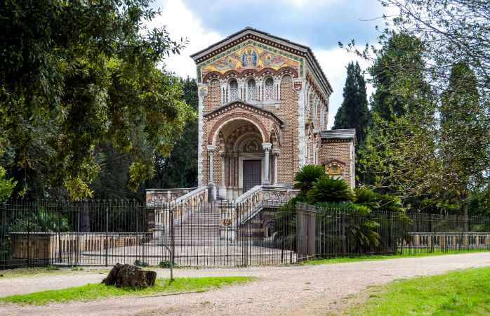 Doria Pamphili - Seværdigheder i Rom