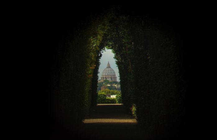 Aventinerhøjen - Seværdigheder i Rom
