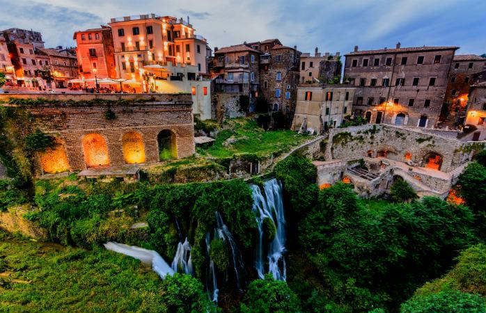 Tivoli - Dagsture udenfor Rom