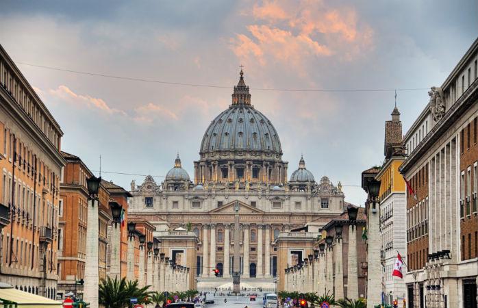 Vatikanet - Seværdigheder i Rom